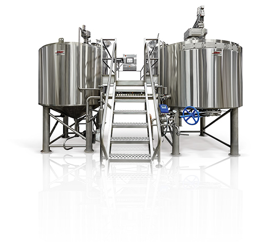 DME 30 BBL – 60 BBL Brewhouses