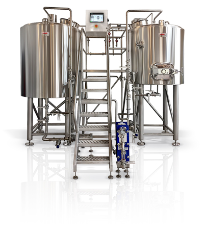 DME 5 BBL – 20 BBL Brewhouse